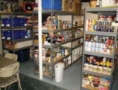 Survival storeroom