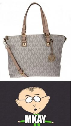 Whenever I see one of these bags