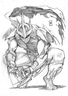 Daily @deviantART Picks Weekend Edition #TMNT #Shredder #IDW | Images Unplugged