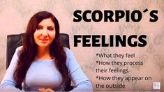 This video is about Scorpio's feelings. How they feel things, how they process what happens to them and how they appear on the outside when something hits th. I Want You, Scorpio, The Outsiders, Shit Happens, Feelings, Scorpion