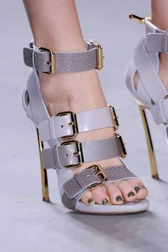 50 Shades OfStyle - Style Estate - Casadei for Prabal Gurung   http://blog.styleestate.com/style-estate-blog/50-shades-of-style.html