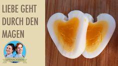Herz-Eier - Eier in Herzform selbermachen