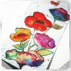 Art journaling Creative Jumpstart 2013