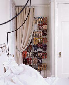 Create extra closet space