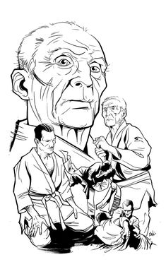 HELIO GRACIE by mister-bones on DeviantArt