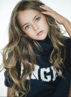 Kristina Pimenova, trop jeune pour être déjà Top Modèle ? * Chloé Fashion & Lifestyle