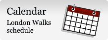The London Walks Calendar