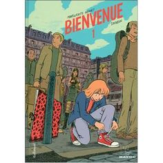 Bienvenue - T1 - cartonné - Fnac.com - Bienvenue - Singeon, Marguerite Abouet - Livre