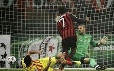 Il Milan blocca il Barca a Milano! Napoli vittoria a Marsiglia! #calcio # #champions #league # #napoli # #milan