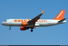G-EZWP easyJet Airbus A320-214(WL)
