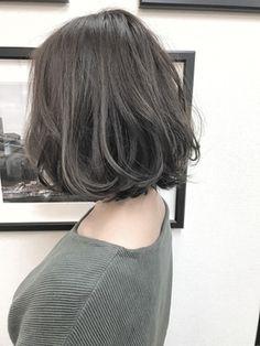 How short I wanna cut my hair Korean Short Hair, Short Hair With Bangs, Hair Color Balayage, Hair Highlights, My Hairstyle, Cool Hairstyles, Cut My Hair, Hair Cuts, Medium Hair Styles