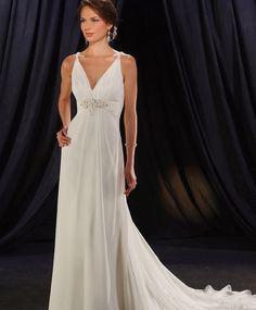 927 - Bonny - Collections | Bonny Bridal Nice low back