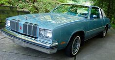 1978 Oldsmobile Cutlass Coupe