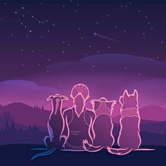 Dog Training, Neon Signs, Dogs, Animals, Creative Ideas, Instagram, Girls, Youtube, Diy Creative Ideas