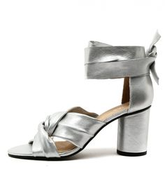 fa26d848bb1 BARRE SILVER LEATHER by MIDAS - Shop Shoes Online at Midas