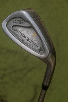 Tommy Armour 855s Silver Scot W3 52 degree wedge - used golf club #TommyArmour