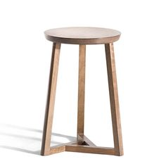Fab.com | Oslo Stool Natural by Gingko Home Furnishings $129