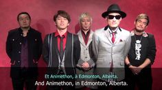FLOW -  Animethon & Otakuthon 2015 Comment Video  J-rock North Promotions Inc. Presents: FLOW @ Animethon 22 & Otakuthon 2015  *In association with AMUSE INC.  ~Animethon 22~ Concert Date: Friday August 7th, 2015 Time: Doors open 7:30 PM | Concert starts at 8:00 PM   Location:  MacEwan University Downtown Campus 10045 156 St NW, Edmonton, Alberta Canada  T5P 2P7  ~Otakuthon 2015~ Concert Date: Sunday August 9th, 2015 Time: Doors open 12:30 PM | Concert starts at 1:00 PM   Location:  Palais…