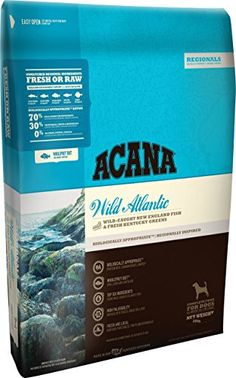 Orijen Acana Regionals Wild Atlantic Dry Dog Food 25 lb >>> Click image for more details. This is an Amazon Affiliate links.