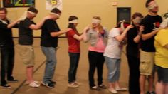 Snakes - A Trust and Team Building Activity