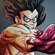 Luffy Snakeman || One Piece #onepiece #op #luffy #anime #manga #plusultra
