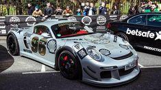 Porsche Carrera GT Gumball 3000 2016