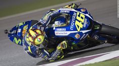 Valentino Rossi was at his spectacular best to win the 2015 opener in Qatar.