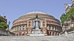 Royal Albert Hall 4K by kippa2001