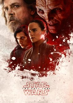 Star Wars: The Last Jedi Fanart Poster