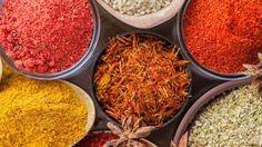 Cucina indiana, le spezie indiane nella cucina indiana, ricette indiane, cibo