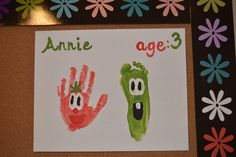 The Keierleber Family: Veggie Tales Party: Activity Compean Dellasega McGuire First Birthday Crafts, Boy Birthday Parties, 2nd Birthday, Birthday Ideas, Veggie Tales Birthday, Veggie Tales Party, Party Activities, Church Activities, Preschool Crafts