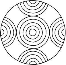 Mandalas zum Ausdrucken und Ausmalen 1