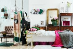 A big interior inspiration post | This chick's got style