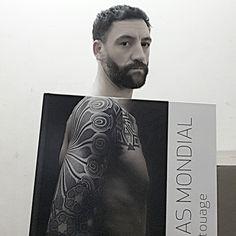 Atlas mondial du tatouage - Anna Felicity Friedman - Pyramyd @pyramyd_editions #pyramyd #gwalarn #gwalarnlibrairie #librairie #book #lannion #librairiegwalarn #bookface