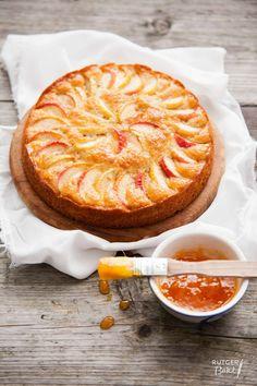 Frisse appelcake met yoghurt - recept