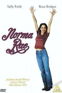 Norma Rae (1979). A young single mother and textile worker agrees to help unionize her mill despite the problems and dangers involved.