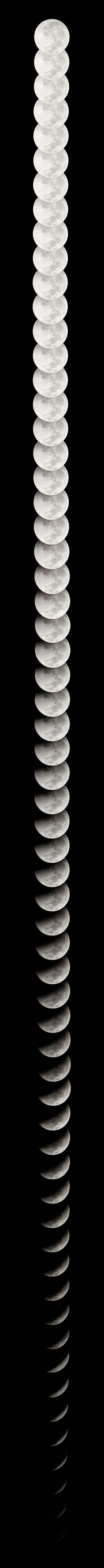 Lunar Eclipse by Sam Javanrough... 61 photos of the December 21st, 2010 lunar eclipse