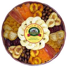 Dried Fruit Gift Basket - 63 oz.