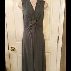 """New without tags BCBGMAXAZRIA DRESS Beautiful new without tags ..medium..96% viscose..4% elatane ..measures 32"""" bust..46"""" length BCBGMaxAzria Dresses Maxi"""