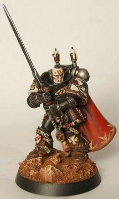 Warhammer 40k | Space Marines | Black Templar #40k #40000 #wh40k #wh40000…