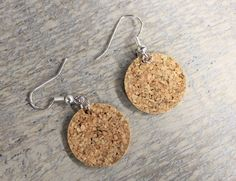 Make Earrings from Wine Corks Plus 14 More Projects You Can Make From Wine Packaging.