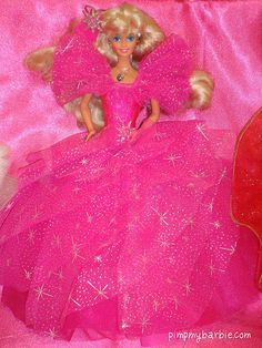 Pinktastic - this is the Barbie I remember from childhood... although I didn't have her