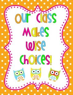 Themed Whole Brain Teaching Rules Owl Themed Whole Brain Teaching Rules Classroom Posters! Bonus Poster: Our Class Makes Wise Choices!Owl Themed Whole Brain Teaching Rules Classroom Posters! Bonus Poster: Our Class Makes Wise Choices! Owl Theme Classroom, Classroom Rules, Classroom Posters, Classroom Design, Preschool Classroom, Classroom Organization, Classroom Ideas, Classroom Teacher, Future Classroom