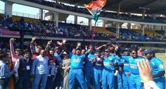 Bharat Khabar provides Sports news in Hindi, Blind T-20 World Cup: India beat England by 10 wickets.