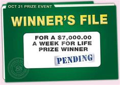 pch prize patrol with a big check champagne and balloons - PIPicStats Instant Win Sweepstakes, Online Sweepstakes, Win For Life, Publisher Clearing House, Winning Numbers, Cash Prize, Thing 1, Free Personals, Award Winner