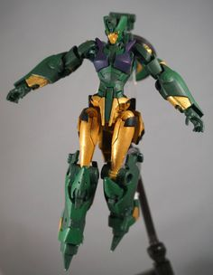 Waspinette / Female Waspinator (Transformers) Custom Action Figure by Error Base figure: Chromia