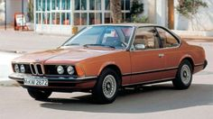 BMW 6er E24 - autobild.de