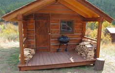 So many of us nowadays are no the hunt to build a log cabin of our very home. Whatever the vision of ...