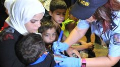 'Images of Czech police writing numbers on migrants' hands are an uncomfortable reminder of a different era' http://www.bbc.co.uk/news/blogs-eu-34128087 Most of the countries in Europe have adopted  a grotesquely inhumane attitude towards the Syrian war refugees ... Shame on you, Europe! You've learned nothing from your history and all the art that has been given to you, for thousands of years, all has been in vain ... #Dada disgust!