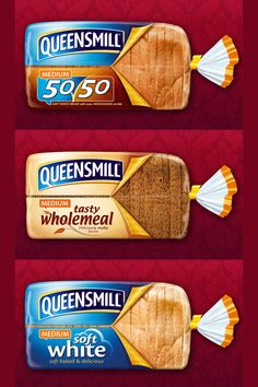 20 Brown & White Bread Packaging Ideas | Food Packaging